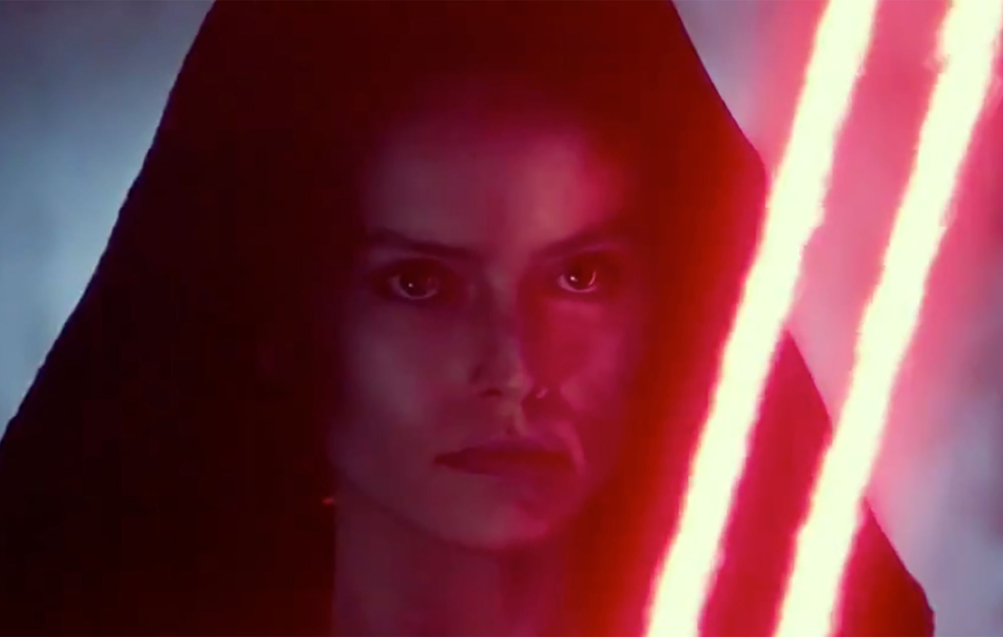 'Star Wars': There's another Dark Rey design for 'The Rise of Skywalker'