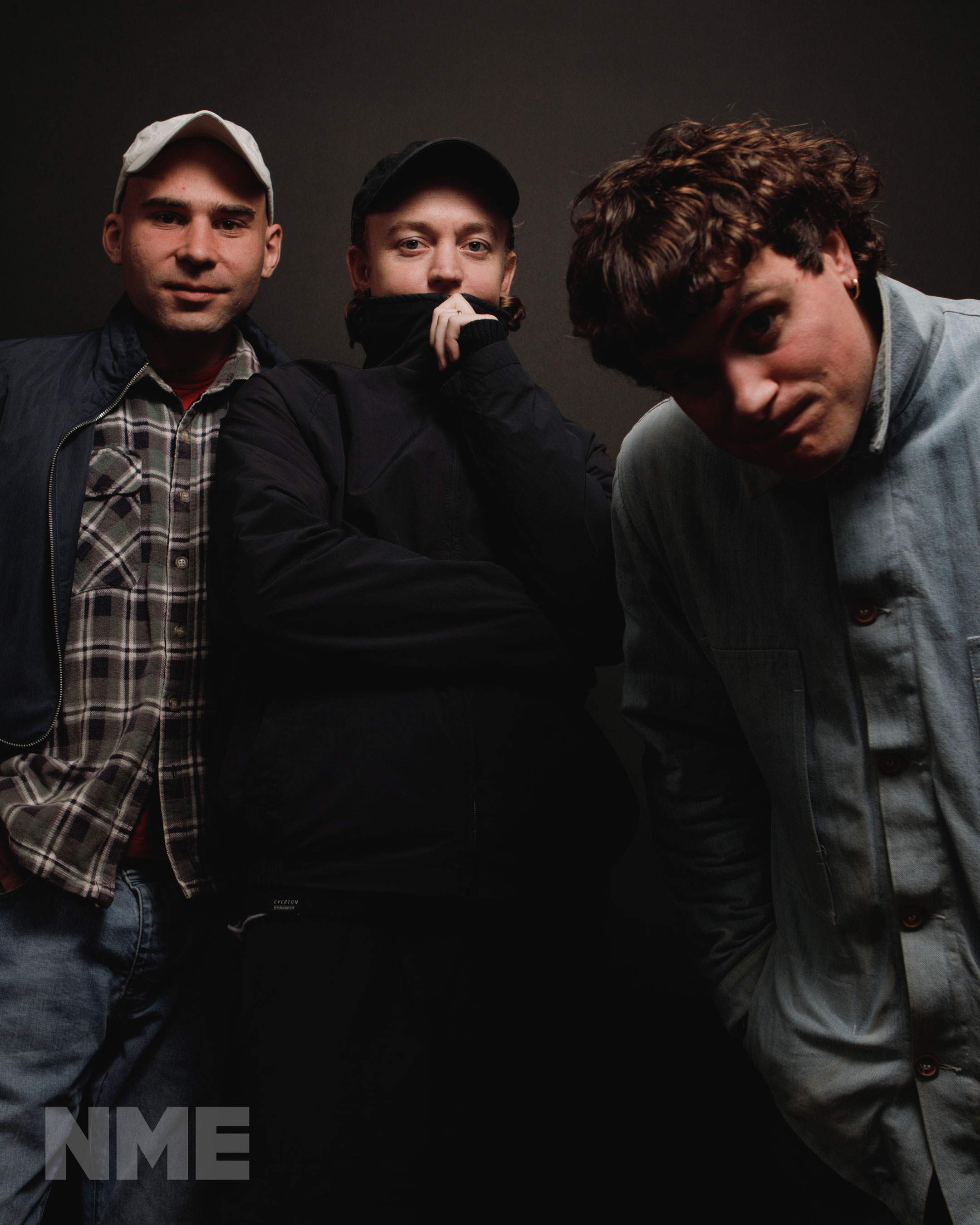 dma's nme cover interview