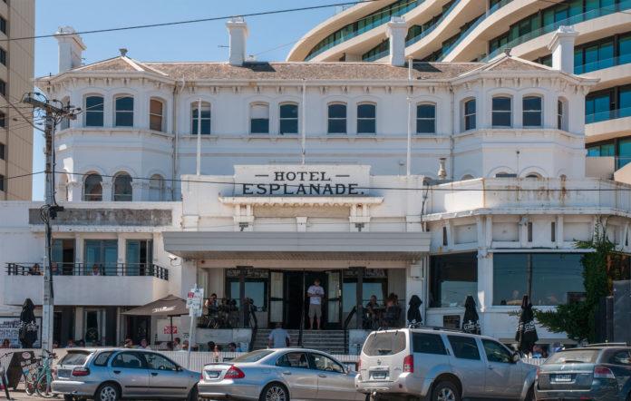 Hotel Esplanade The Espy St Kilda Melbourne new owners