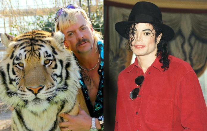 Joe Exotic Michael Jackson