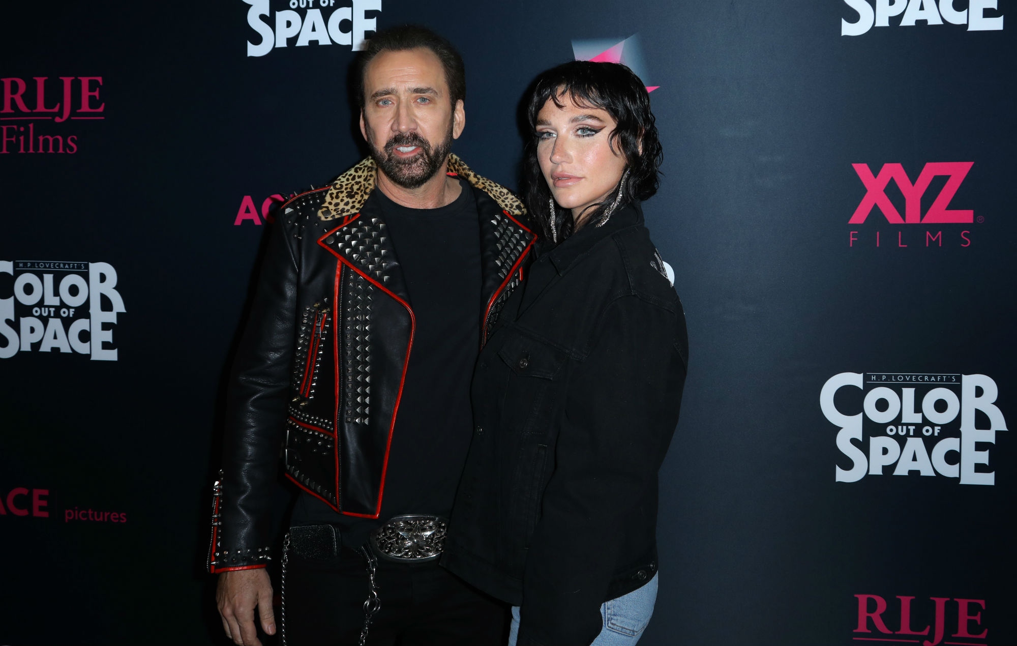 Kesha has released a new song about Nicolas Cage - EpicNews