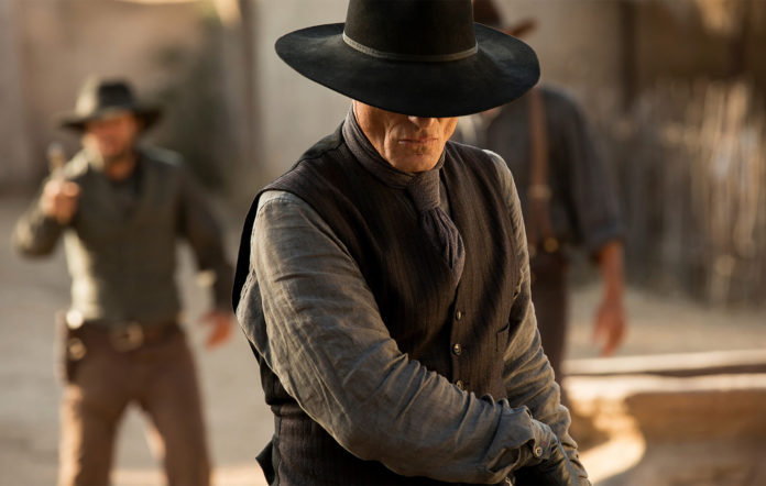 Westworld Man in Black