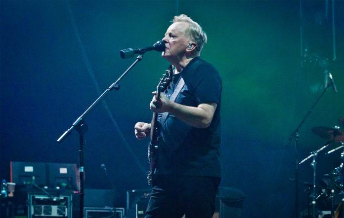 New Order Australia tour 2020 Melbourne show
