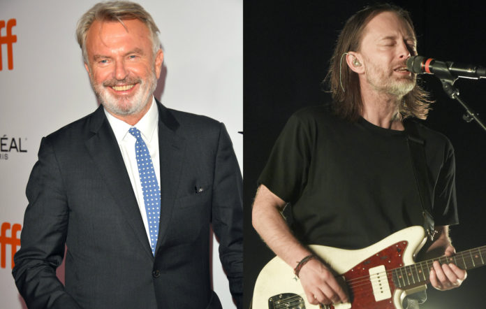 Sam Neill Radiohead Thom Yorke