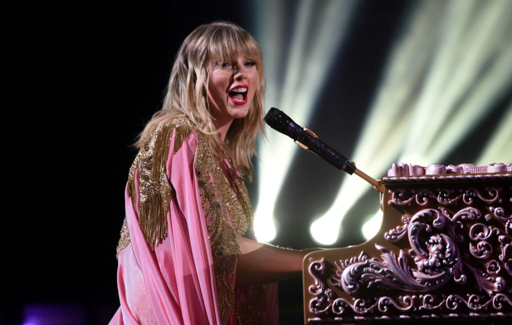 Taylor Swift Debuts Soon You Ll Get Better Live For Together At Home
