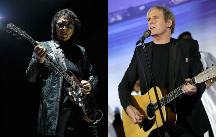 Black Sabbath's Tony Iommi / Michael Bolton