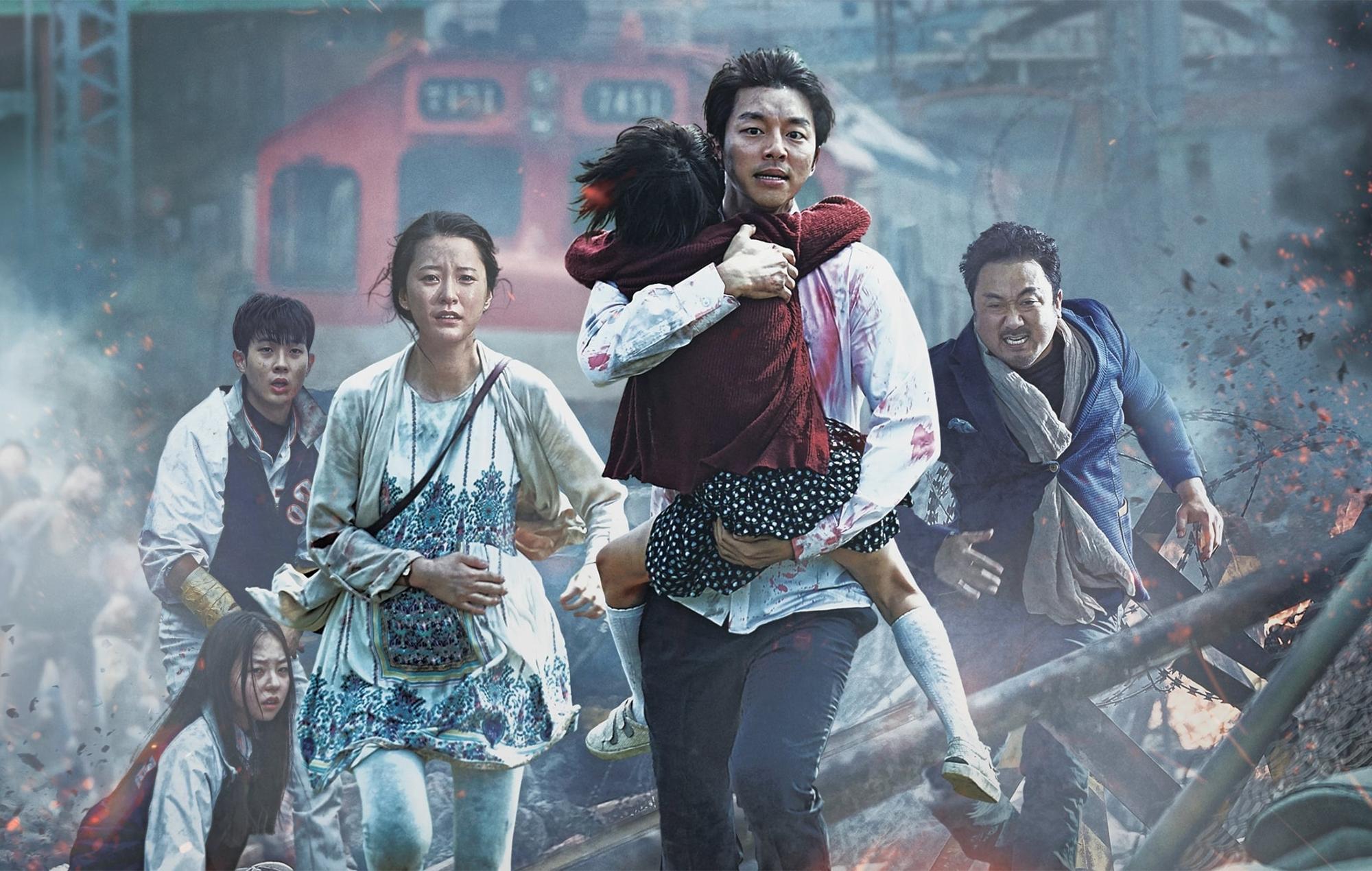 Korean thriller 'Train to Busan' cites 'Mad Max' as sequel influence
