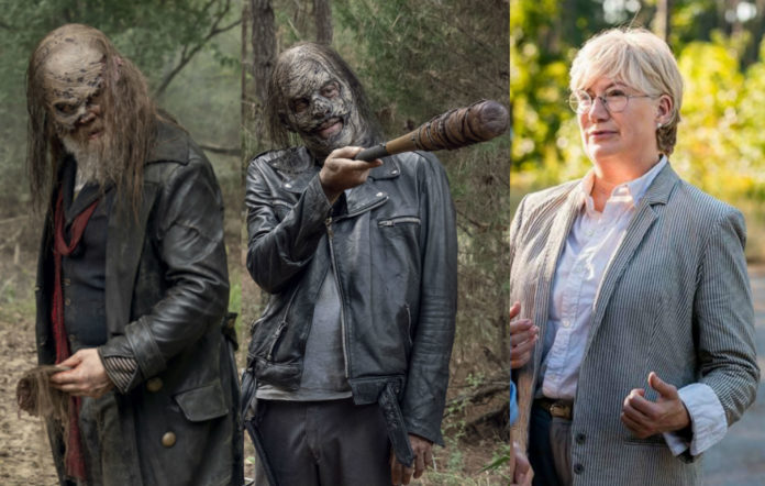 The Walking Dead villains