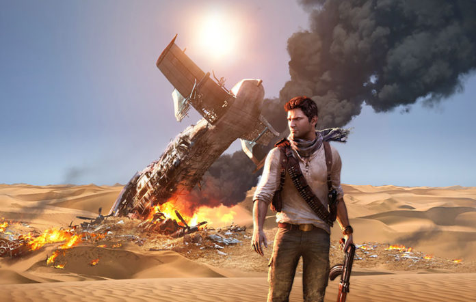 Uncharted PlayStation Play At Home Initiative