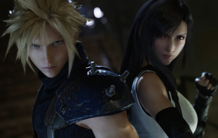 Final Fantasy VII Remake 3.5 million sales three days