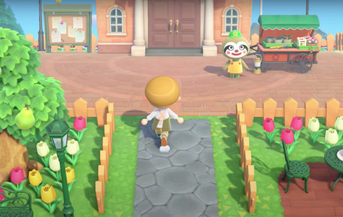 Animal Crossing: New Horizons april patch update interest rate