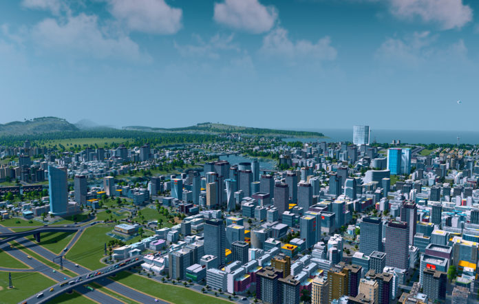 Cities Skylines PlayStation Plus Sony May
