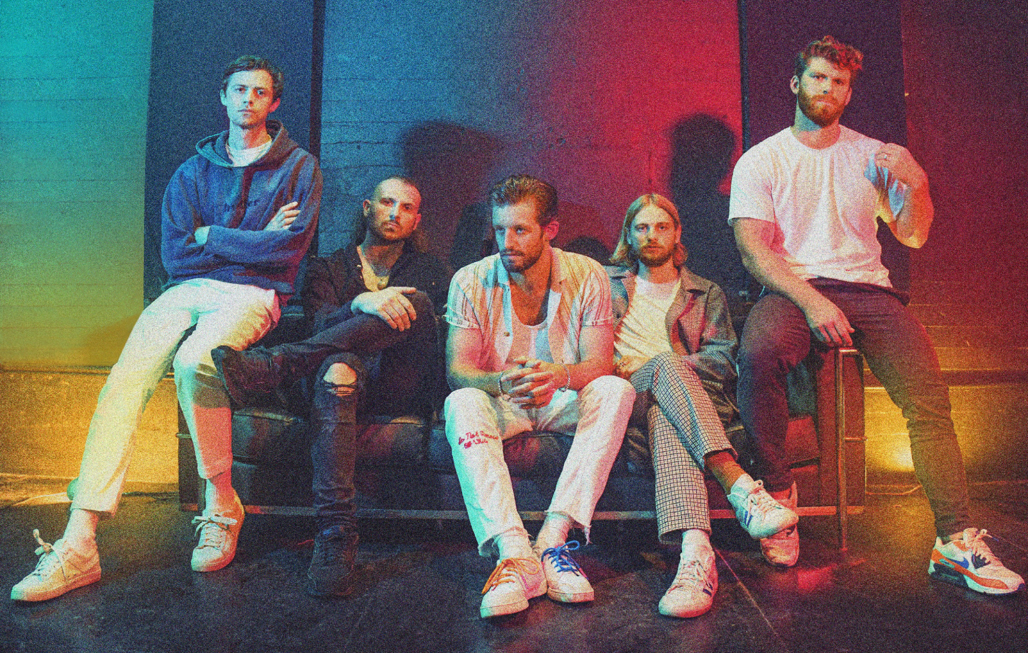 The Rubens release new single 'Heavy Weather'