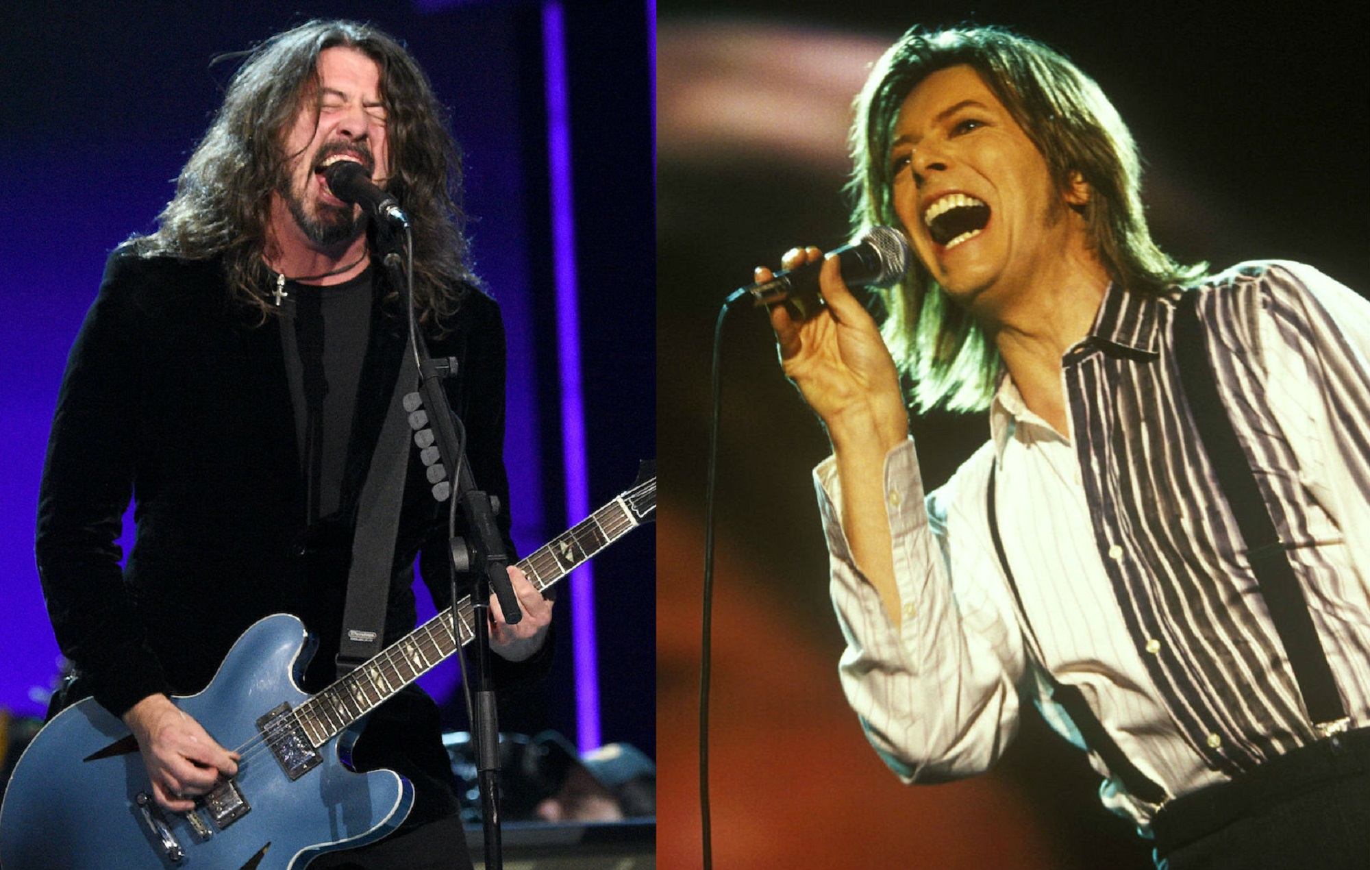 Dave Grohl Recalls The Time David Bowie Once Told Him To Fuck Off
