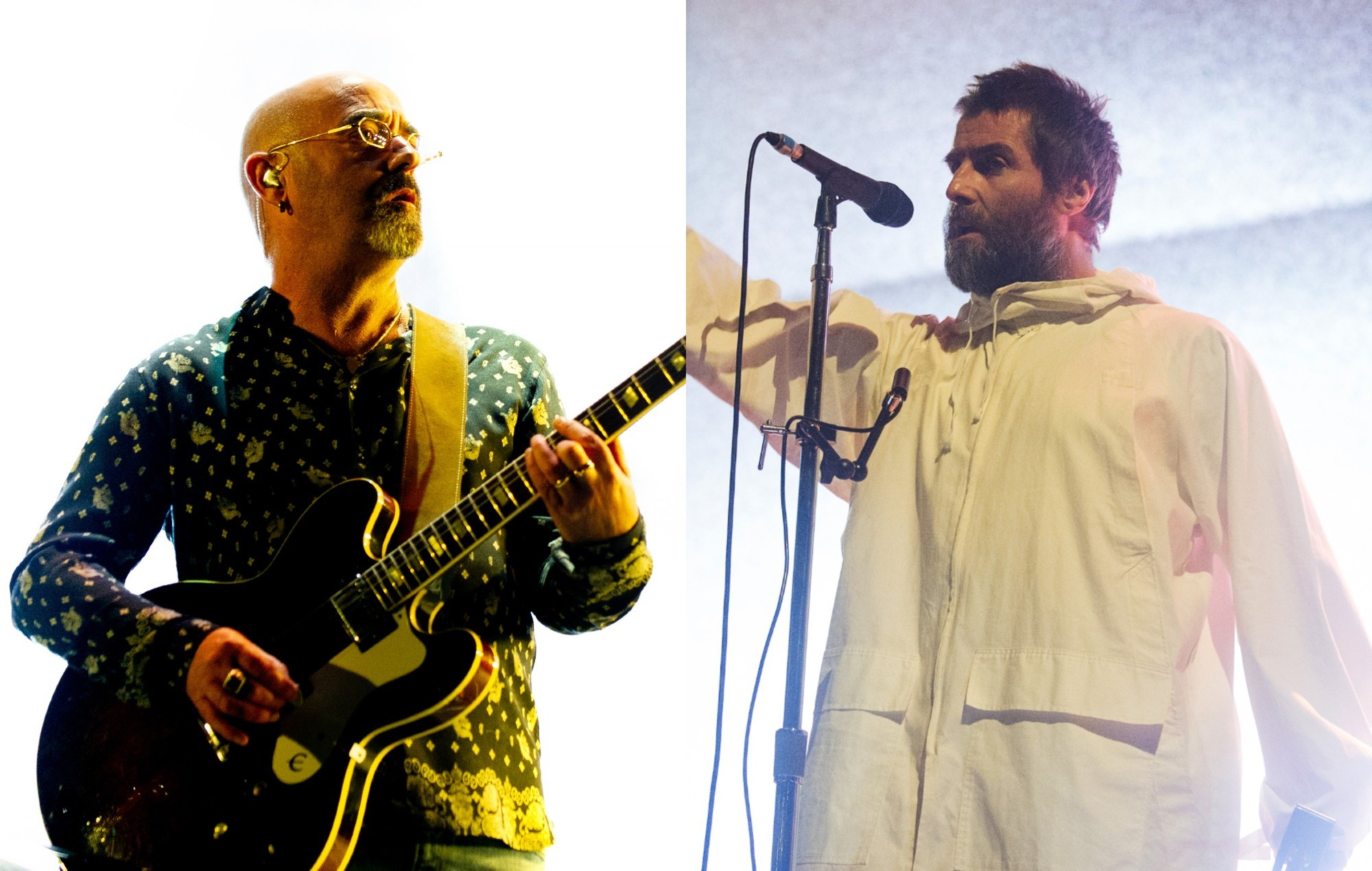 """Bonehead asks Liam Gallagher for Oasis reunion: """"We really should get back together"""""""