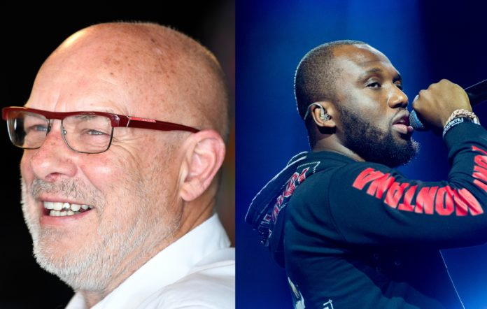 Brian Eno and Headie One