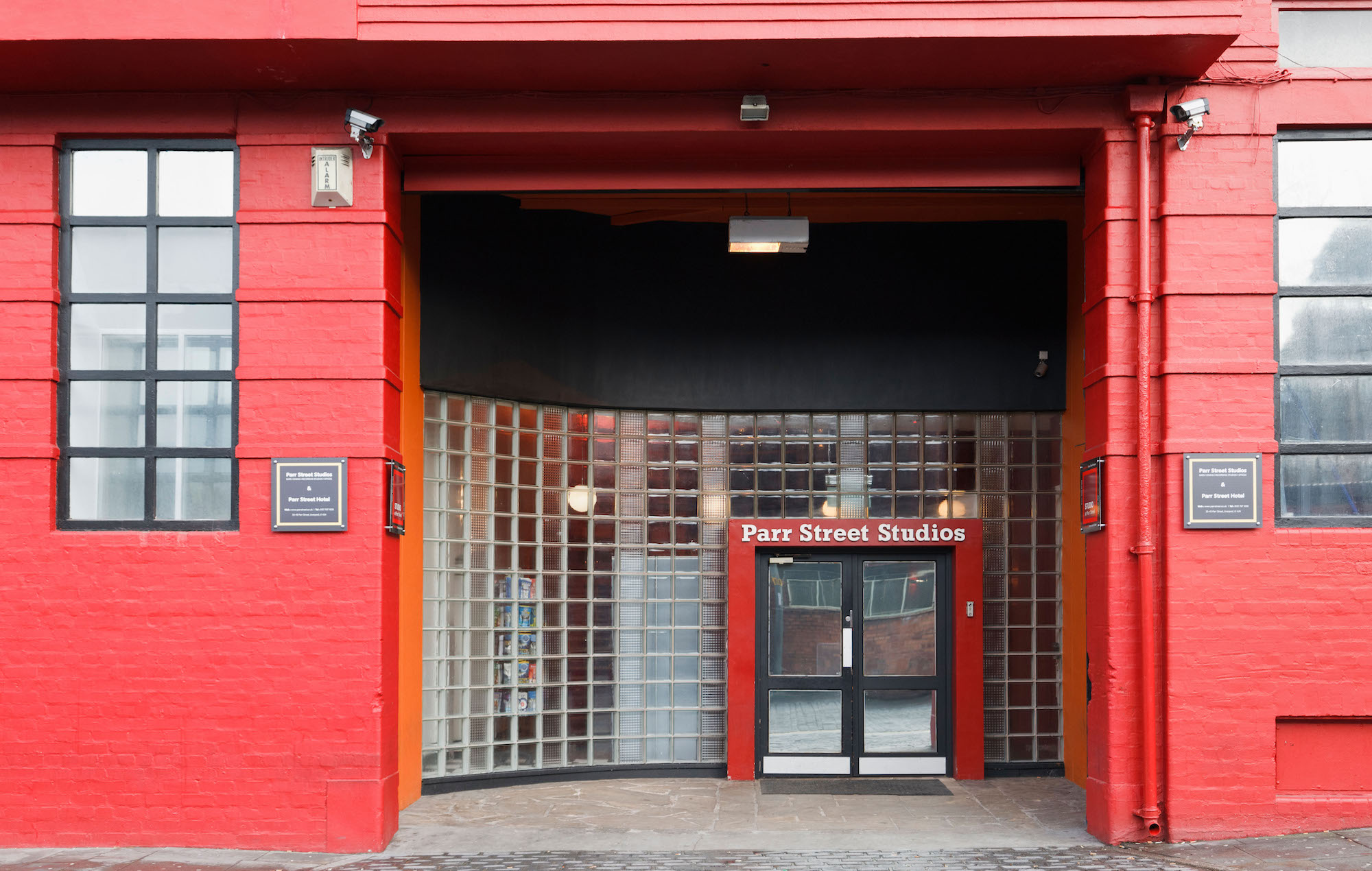 Parr Street Studios