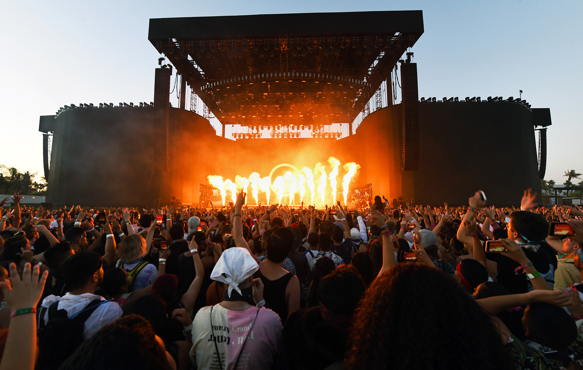 Coronavirus: Healthcare expert predicts concerts will not return until autumn 2021