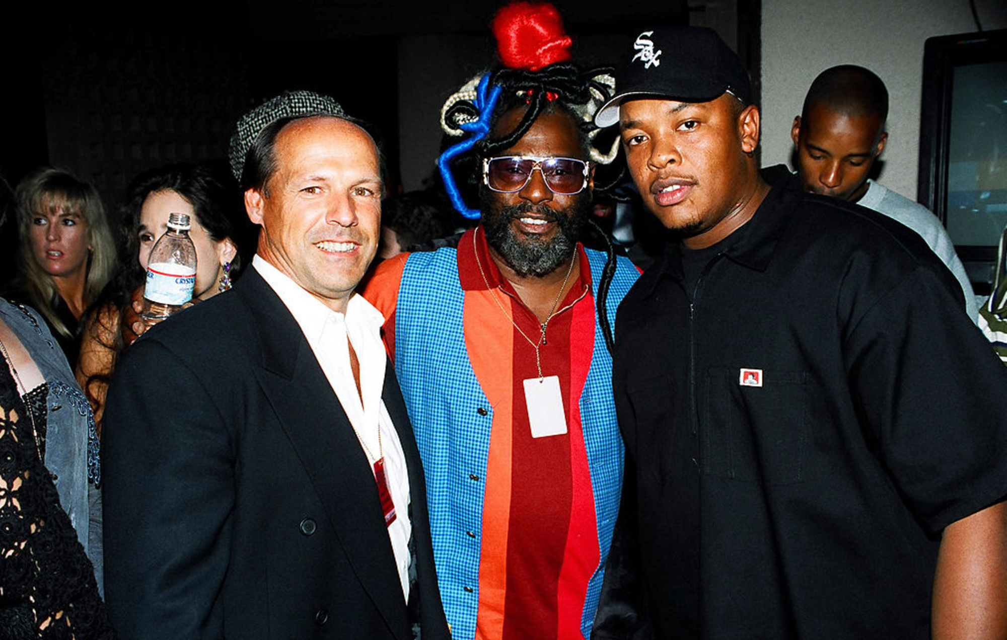 Dr. Dre & George Clinton