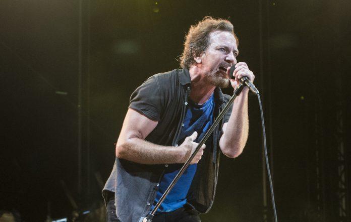 Pearl Jam, Eddie Vedder