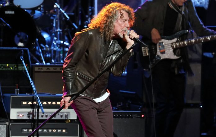 Robert Plant announces anthology 'Digging Deep: Subterranea'