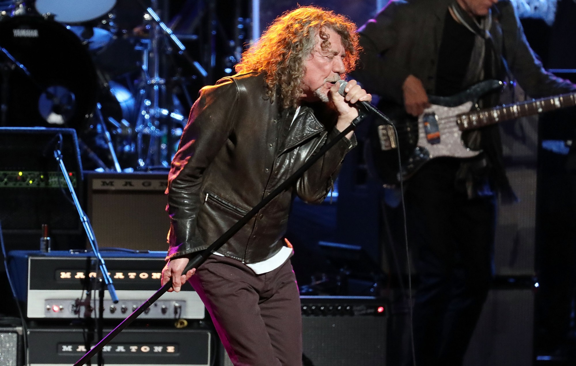 """Robert Plant makes """"generous"""" donation towards frontline medical supplies 