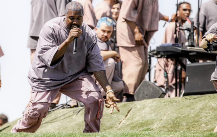 Kanye West, Coachella, Sunday Service