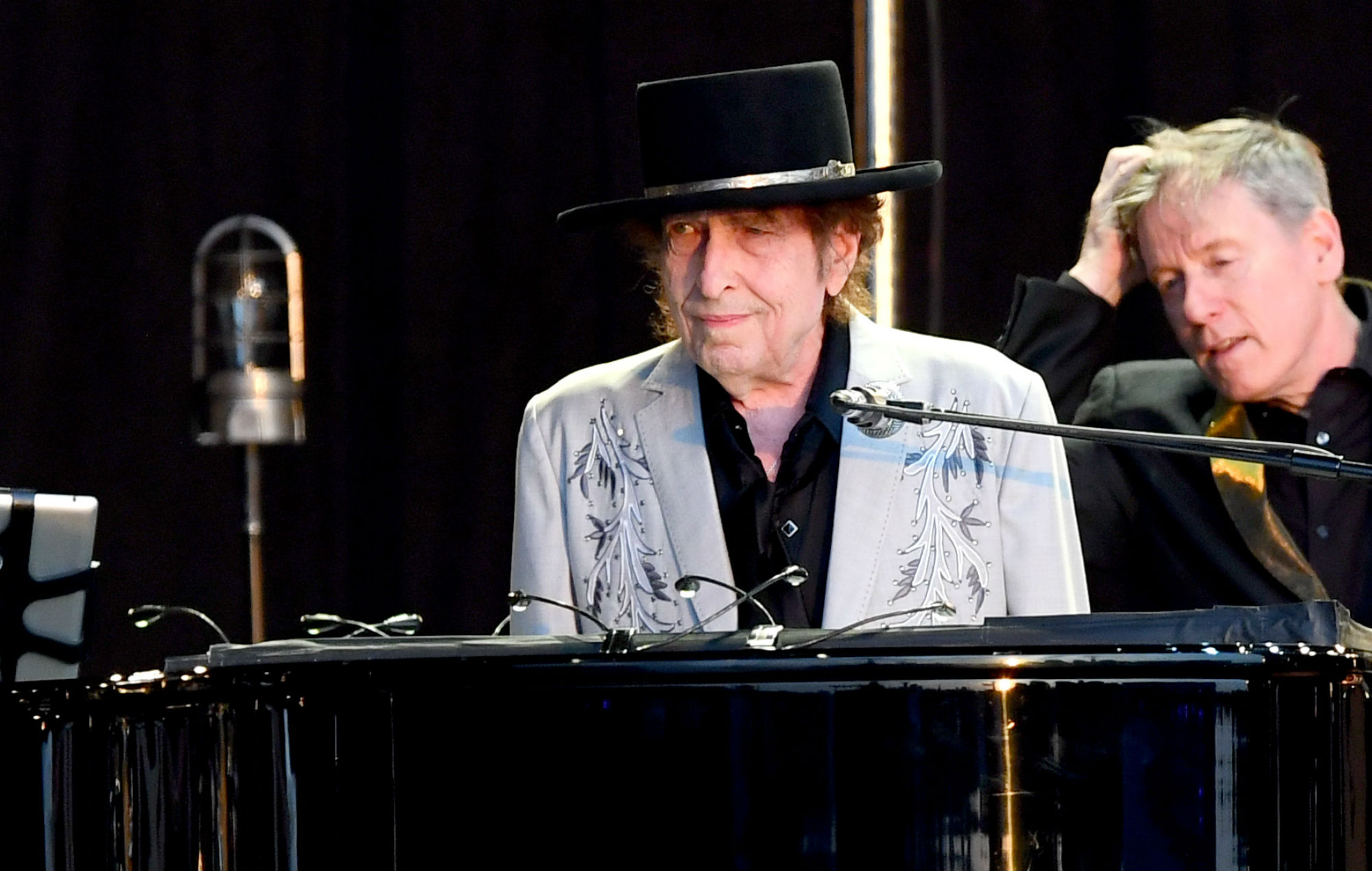 Bob Dylan becomes first artist with a US Top 40 album in every decade since the 1960s