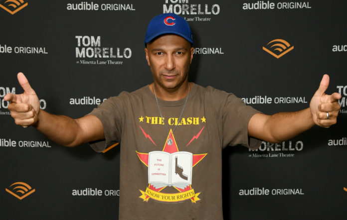 Tom Morello fender