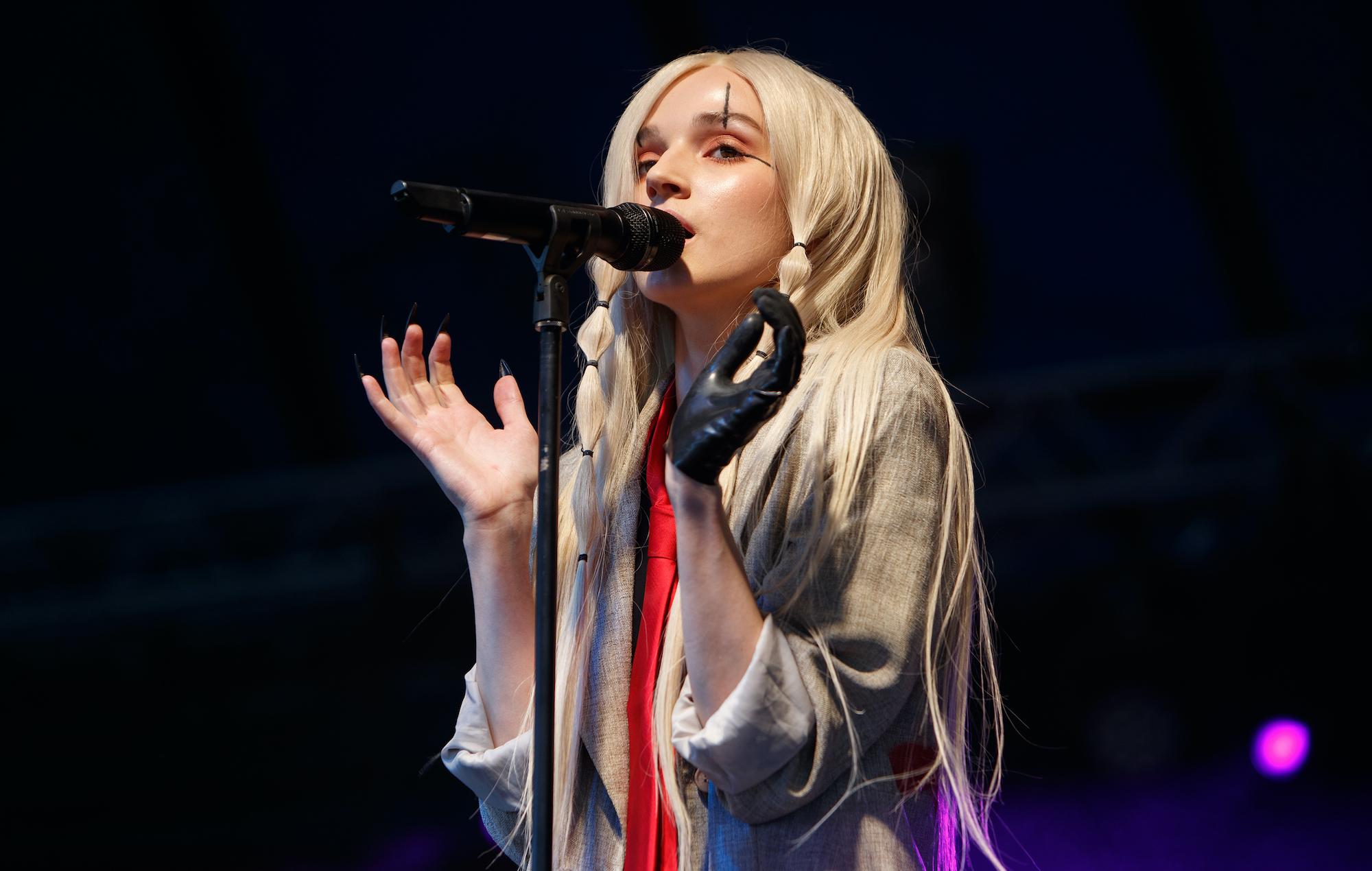 Poppy confirms rescheduled UK and European tour dates - EpicNews