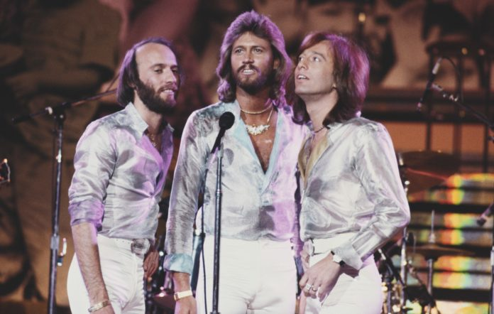 The Bee Gees In Concert