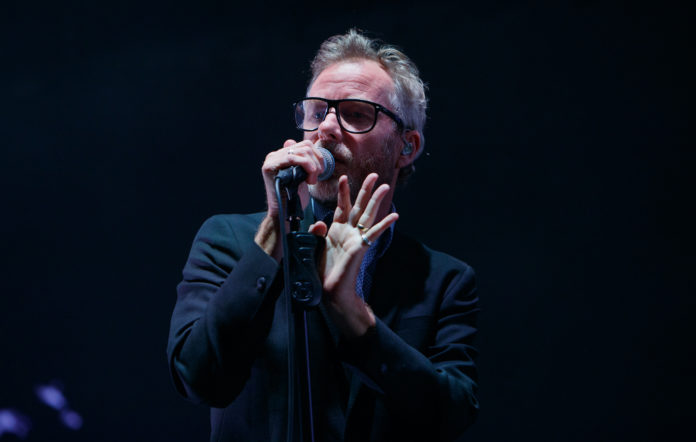 The National, Matt Berninger