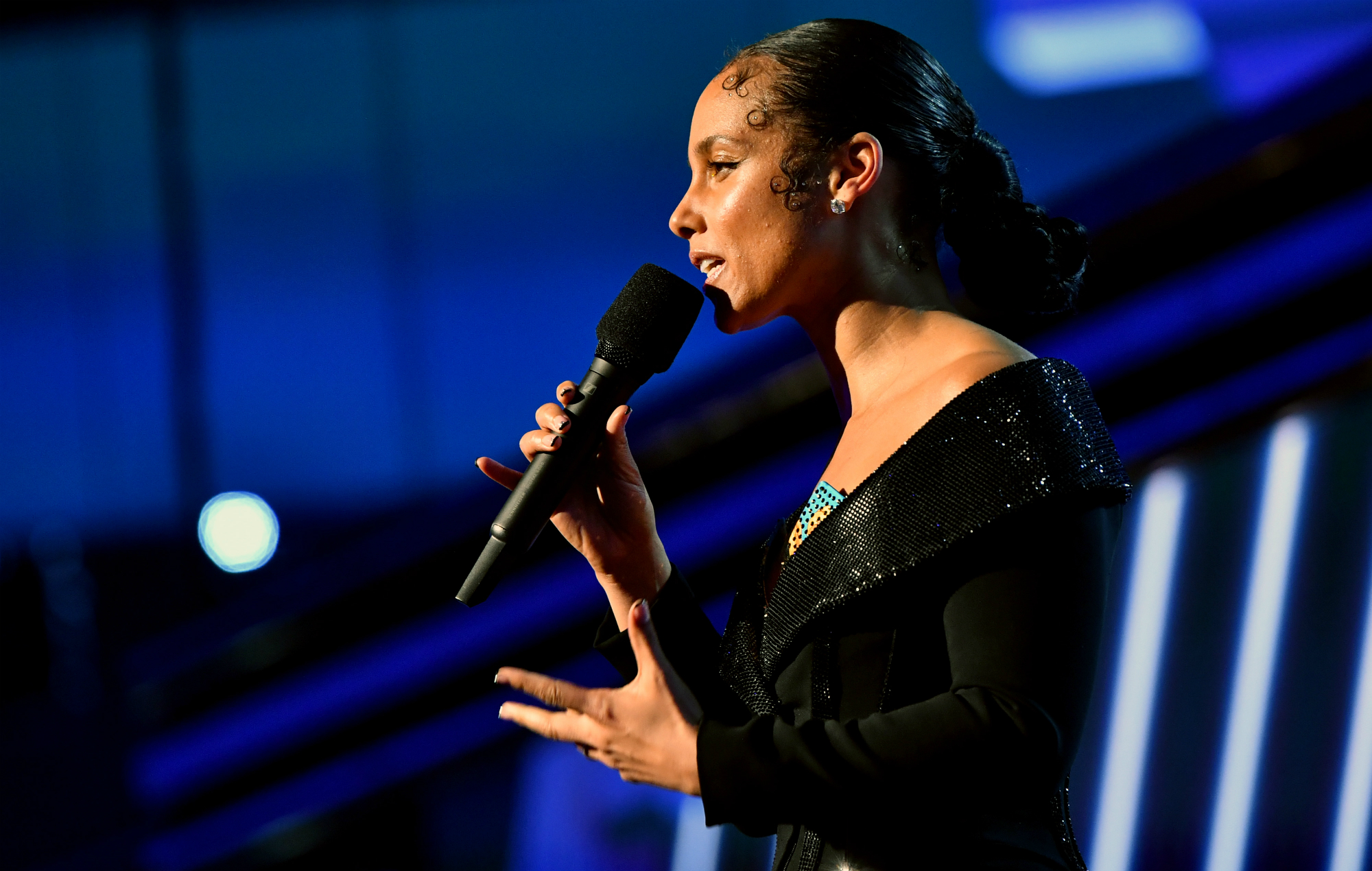 Alicia Keys, Summer Walker and more call on Biden administration to launch racial justice initiative