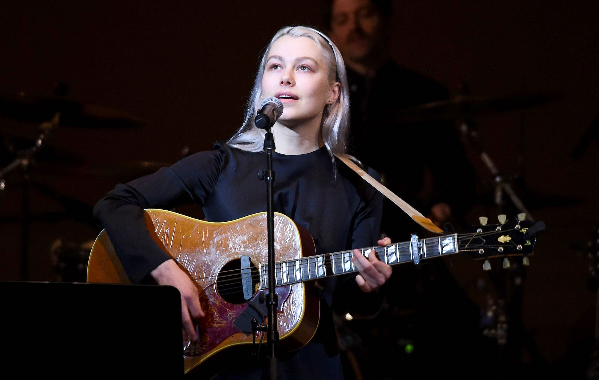 Listen to Phoebe Bridgers feature on Charlie Hickey's new song 'Ten Feet Tall'