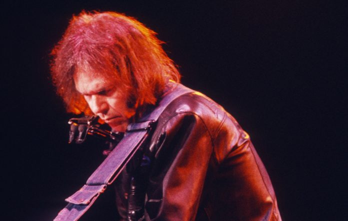 Neil Young 1989