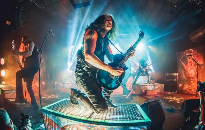 Testament Guitarist Alex Skolnick