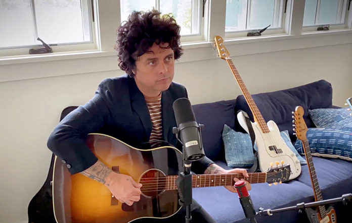 Billie Joe Armstrong, Green Day, One World: Together At Home