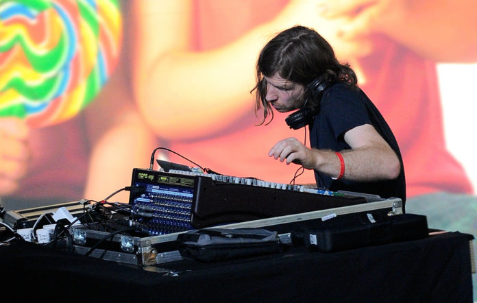 Aphex Twin new songs