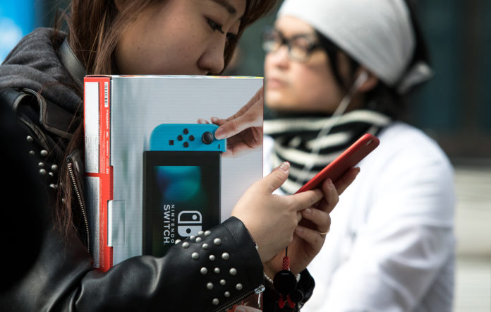 Nintendo suspends Switch shipments to Japan due to the COVID-19 pandemic