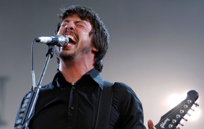 Dave Grohl, Foo Fighters, 2006