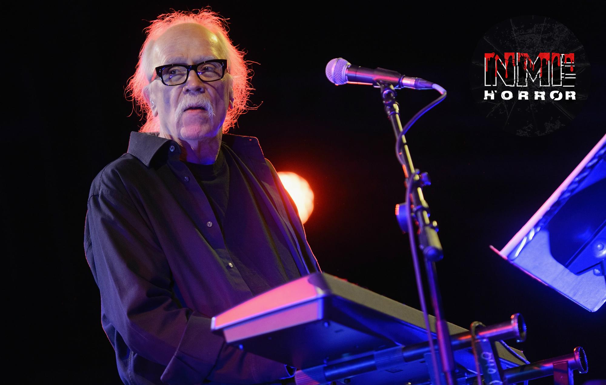 Halloween 2020 John Carpenter Music John Carpenter to release unreleased music from 'The Thing'