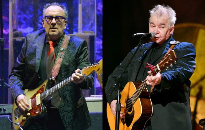 Elvis Costello John Prine tribute