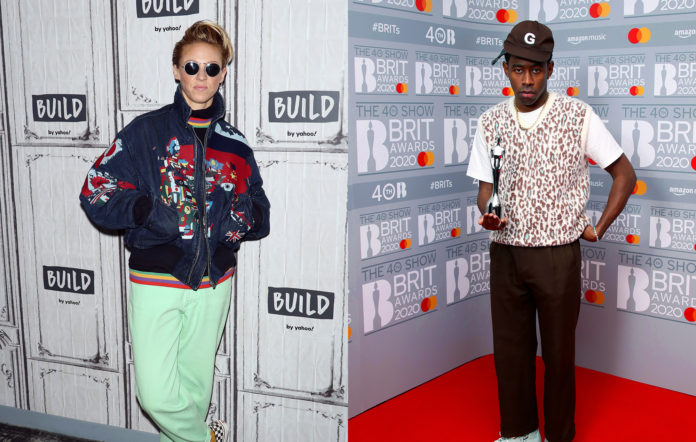 La Roux and Tyler, The Creator