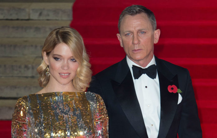 Lea Seydoux James Bond