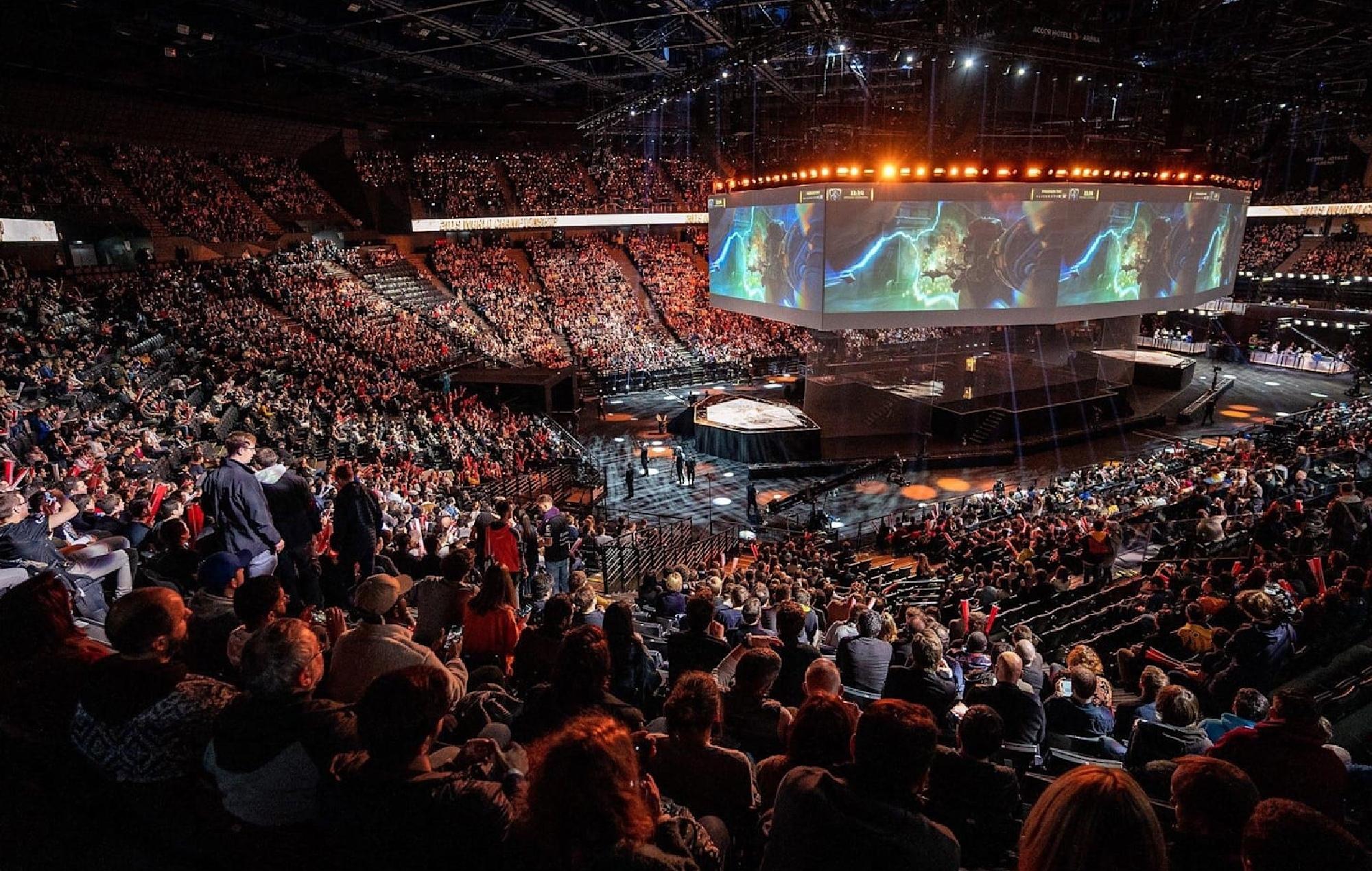 Riot Games Axes League Of Legends Mid Season Invitational Tournament