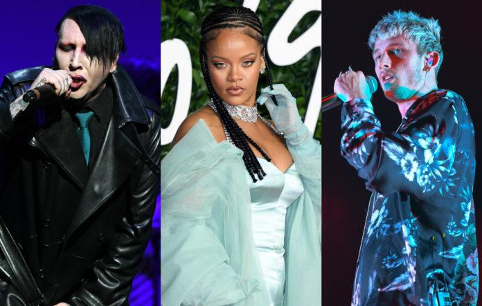 Machine Gun Kelly Rihanna cover