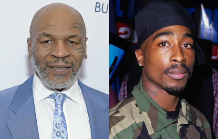Mike Tyson Tupac