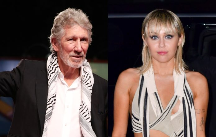 Miley Cyrus Roger Waters