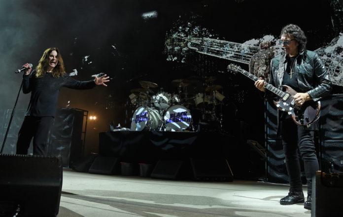 Tony Iommi Ozzy