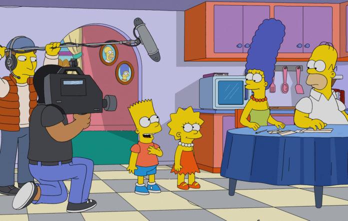 Simpsons coronavirus